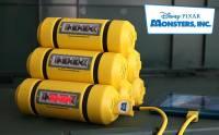 《怪獸電力公司》能量庫行動電源