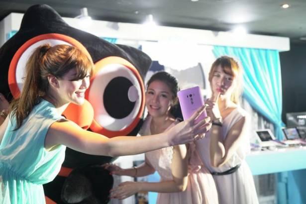 華碩新一批 ZenFone 家族在台發表, Selfie 、 Deluxe 、 Laser 共同亮相