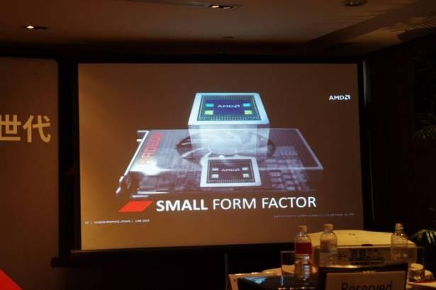 AMD Radeon R9 Fury 顯示卡第三發,針對小型主機的 Fury Nano 登場