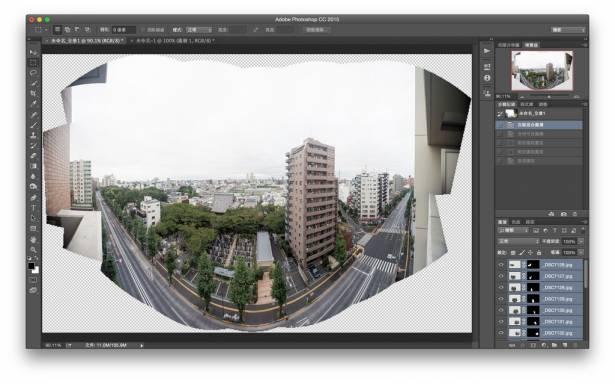 [攝影小教室] 不需要超廣角鏡頭!Photoshop/Lightroom 一招打造超高解析環景照片~