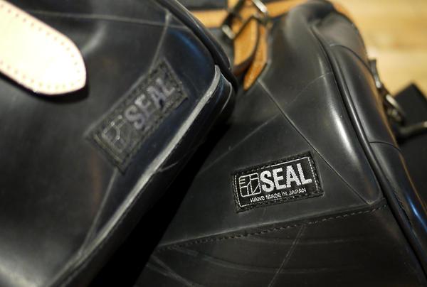 【生活玩物】廢棄輪胎封存的韌性之美,日本 SEAL 輪胎包