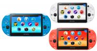 新色上市要你好看~SONY將在9月17日於日本發售新顏色PS Vita2000型主機