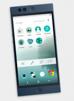 Nextbit 於募資網站推出 Robin 手機,號稱基於雲的儲存空間永遠用之不竭,