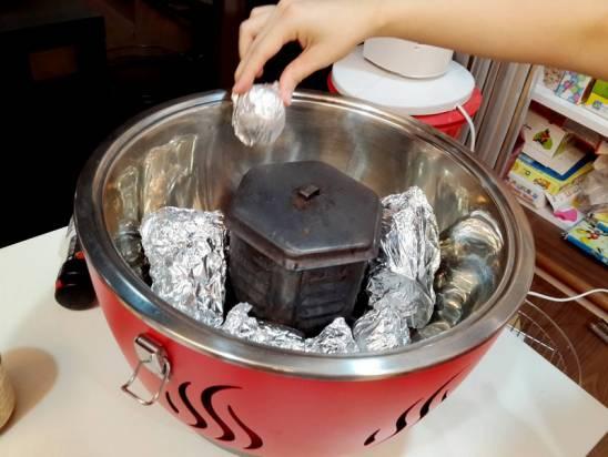 翻轉個人烤肉觀念的超強KBtalKing烤肉爐動手玩