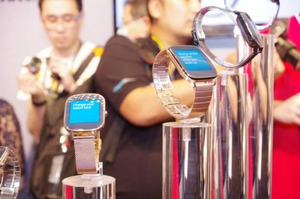 華碩公布 ZenWatch 2 將於十月推出,入門款 149 歐元起