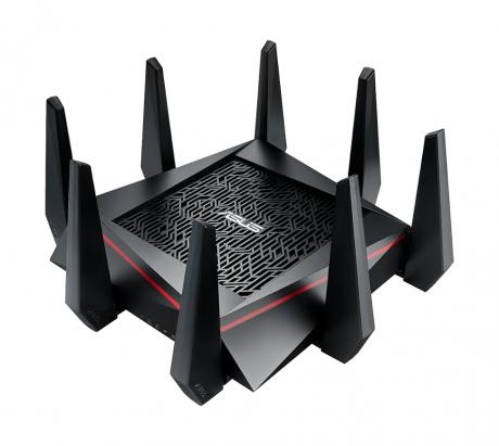 華碩在 IFA 發表超高效能的三頻路由器 RT-AC5300 、電視棒 VivoStick 以及瘋狂的水冷筆電 GX700