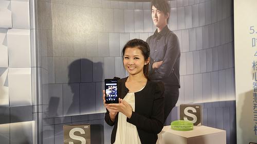Acer Liquid S1智慧型手機上市記者會現場直擊