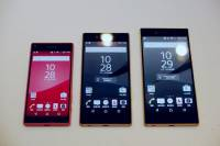 Sony Xperia Z5 全系列快速體驗,台灣上市時間將與全球同步