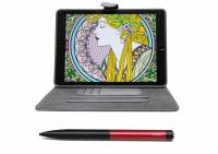 【Moai】mPen全新跨平台平板電腦觸控筆:打造你心目中的Secret Garden秘密花園