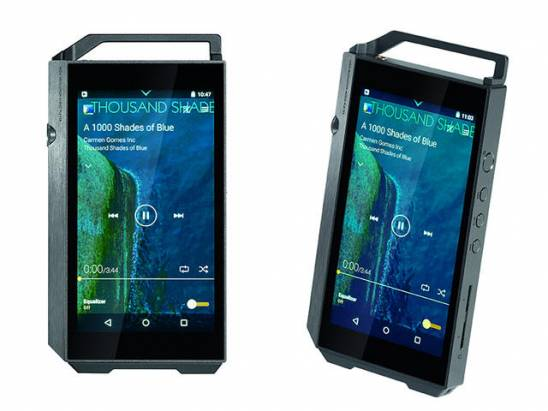 Pioneer 也進軍數位流隨身播放機,發表基於 Android 的 XDP-100R