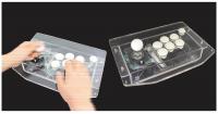 客倌想練快打旋風嗎?來一支USB Acrylic Arcade Joystick大型電玩搖桿吧!