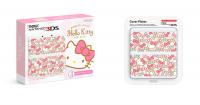 全世界的少女心都瘋狂了!任天堂與Sanrio合作推出Hello kitty版的New 3DS
