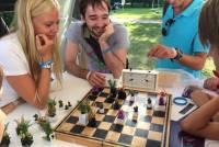 3D列印西洋棋加入植物元素,玩起來更具趣味