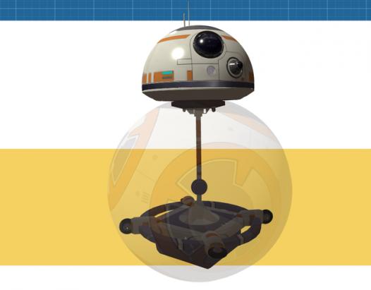 星際大戰機器人BB-8 運作原理完全解析