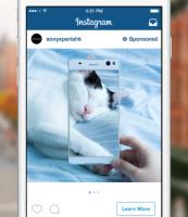 Instagram 正式對台灣企業開放廣告投放服務