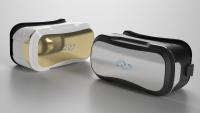 主打目前量產品中最輕盈的 VR 頭戴顯示, 3Glasses 在台展出 3Glasses D2 開拓者版