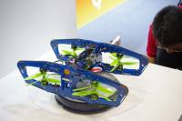 高通推出針對高階無人機參考設計平台 Snapdragon Flight ,基於 Snapdragon 801 並強調具 4K 錄影能力