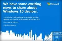 微軟將於 10 月 6 日發表 Surface Pro 4 以及 Lumia 新手機