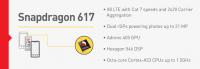 高通再發表中低階處理器 Snapdragon 617 以及 Snapdragon 430