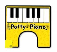 連上大號都要有氣質,用Potty Piano來彈首歌吧