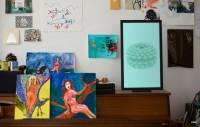 以另一種不同的方式來看數位藝術作品
