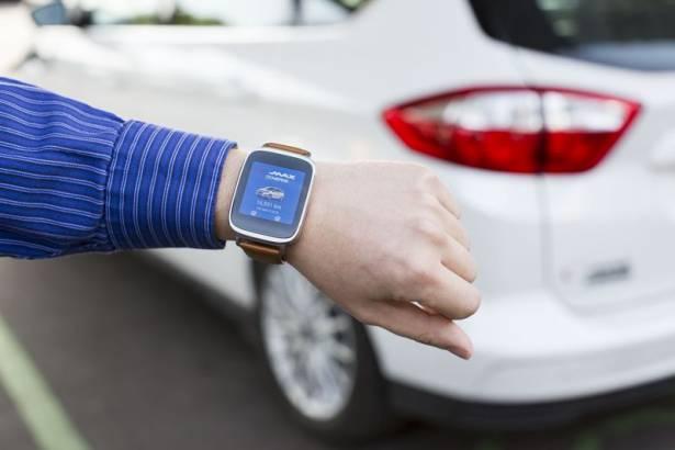 福特推出針對車用智慧錶 app ,不過因為某個原因只限於電動車與插電式混合動力車款