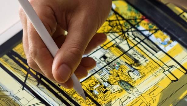 [果粉老實說] 抄襲抑或創新?無論如何,Apple Pencil + iPad Pro 都不會是能輕易打垮的魯蛇