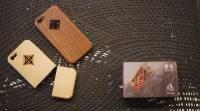送給外國朋友超得意的好東西(01)- XUAN 窗花系列 iPhone 4 4S 5 木製手機背蓋
