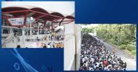 2015年TGS東京電玩展9月19日當日進場人數為97 601人,較去年增加5000人