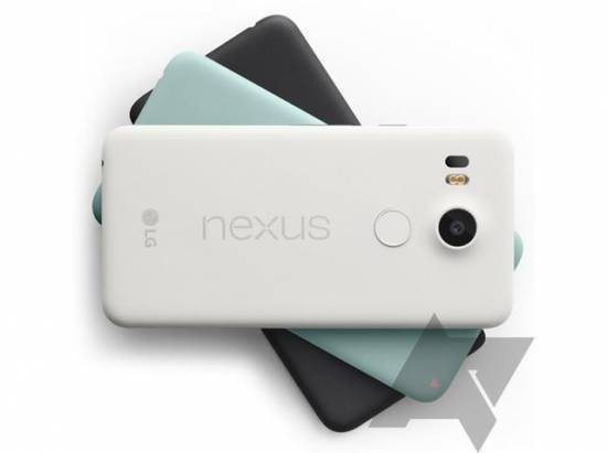 Google Nexus 5X 、 6P 實機色彩曝光,不再只有非黑即白