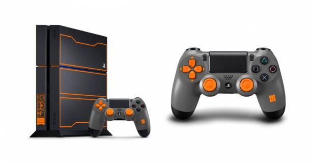 《決勝時刻:黑色行動3》限定版PlayStation 4主機將於11月6日先在日本開賣