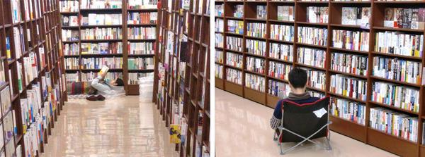 書蟲們有福啦,淳久堂開放「來去書店住一晚」