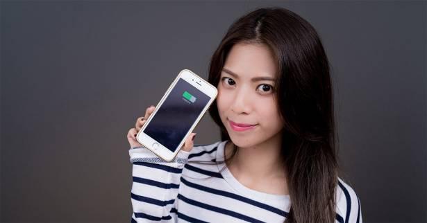 讓你的 iPhone 6 電力多八成!KUKE 行動電源手機殼讓你電力「源源不絕」~