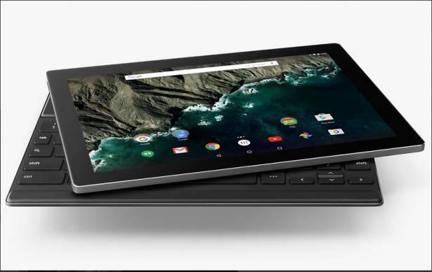 搭載 Android 的 Pixel ,首款 Pixel 系列平板 Pixel C 將於年底推出