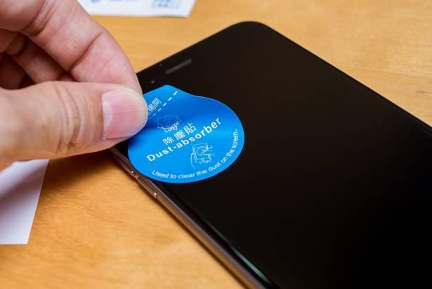 Android 跳家用戶不再苦惱!CYC 辰諺玻璃保護貼讓你的 iPhone 也能擁有「返回鍵」!