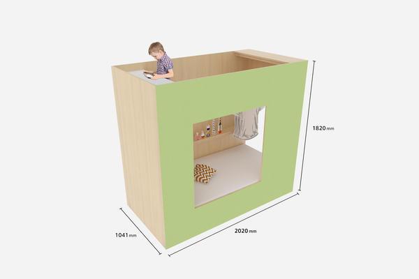 空屋進駐這3個小空間從此免裝潢