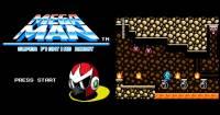 """同人版8位元洛克人作品""""Mega Man: Super Fighting Robot""""在PC上發佈"""