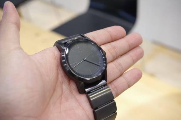 CEATEC Japan 2015 :最美智慧錶 wena 動眼看