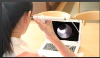 想知道自己的耳朵有多「賽」嗎?一般人也可以使用的USB內視鏡