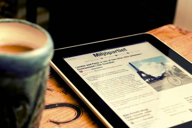 Flipboard登上桌機網頁,用滑鼠、觸控板也能享受翻書體驗!