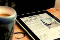 Flipboard登上桌機網頁,用滑鼠 觸控板也能享受翻書體驗