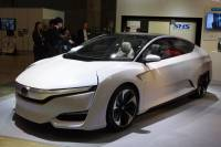 CETEC Japan 2015 :本田的燃料電池之夢, FCV Concept 概念車以及 Pow