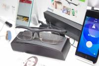 CEATEC Japan 2015 : 夜店咖必備的來電發光眼鏡 FUN'IKI Ambient g