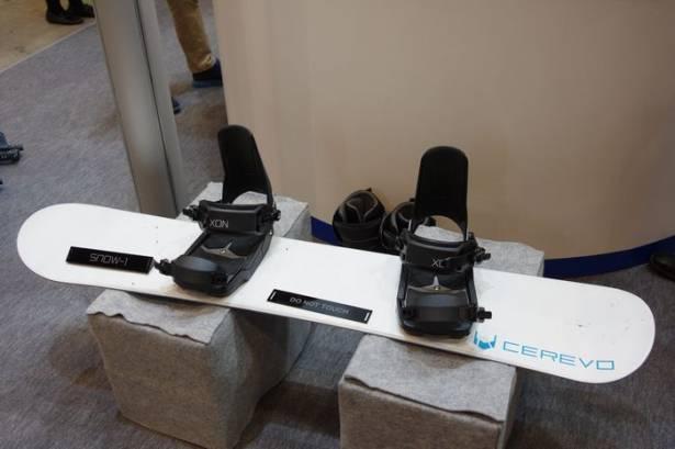 CEATEC Japan 2015 : Cerevo 展出滑雪運動紀錄套裝 SNOW-1 、 REC-1 與 BONE-1