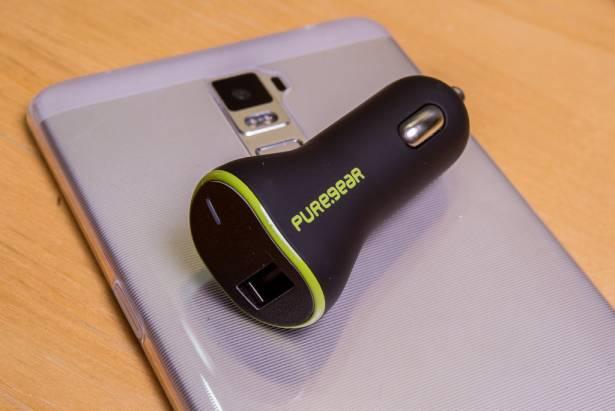 QC 2.0 高速充電好夥伴!PureGear 家/車用 USB 充電器讓你手機瞬間充飽!