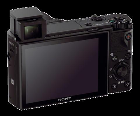 RX100 III 官方照片曝光,加入翻轉自拍、彈出式電子觀景窗但尺寸幾乎不變