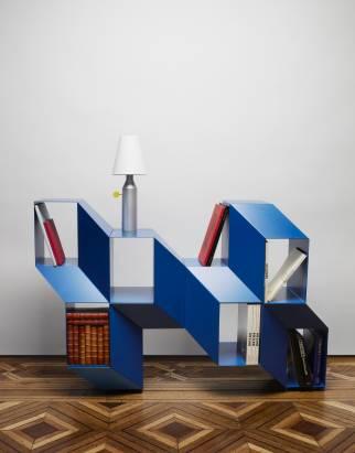 挑戰你視覺的書架
