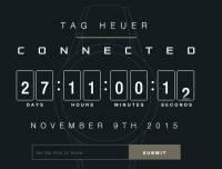 Apple Watch 看招! TAG Heuer 的 Android 智慧錶即將登場