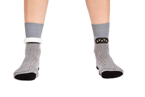 讓你知道跑步狀況的智慧襪Sensoria