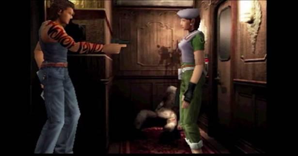 Capcom公佈了15年前所製作的《惡靈古堡0》試作版影片